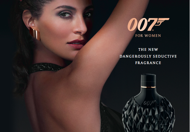 Dalia Gellert - COMMERCIALS - JAMES BOND FRAGRANCE