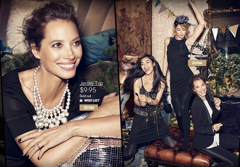 Dalia Gellert - COMMERCIALS - H&M CHRISTMAS 2013