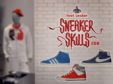 Dalia Gellert - COMMERCIALS - FOOTLOCKER FOR ADIDAS