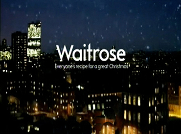 Dalia Gellert - COMMERCIALS - WAITROSE CHRISTMAS
